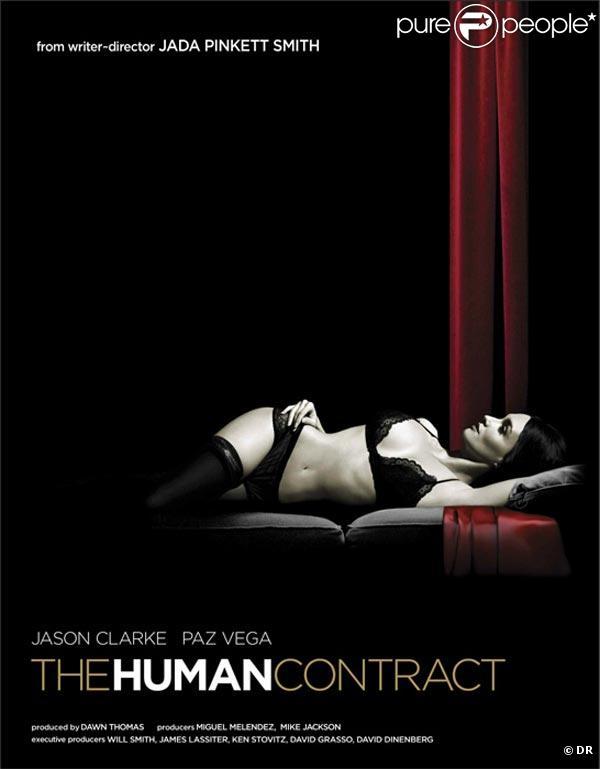 Des images de  The Human Contract , de Jada Pinkett Smith, avec Paz Vega.
