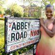 Les studios Abbey Road ont été mis en vente par EMI (photo : la chanteuse Jamelia)