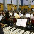 Les studios Abbey Road (photo : Vladimir Cosma en enregistrement) ont été mis en vente par EMI