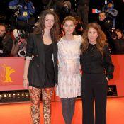 Amanda Peet très enceinte et Rebecca Hall au summum de l'élégance... ont irradié la Berlinale !