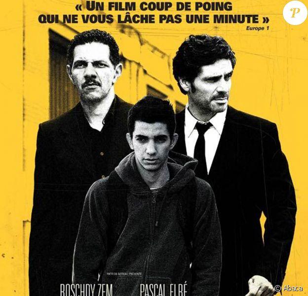 L'affiche de Tête de Turc, de Pascal Elbé, en salles le 31 mars.