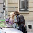 Angie et Romain vivent une histoire d'amour tumultueuse depuis leur rencontre dans  Secret Story  saison 3.