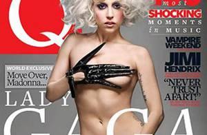 Lady Gaga : En sous-vêtements ou en cuir... elle nous rend Gaga !