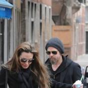 Brad Pitt et Angelina Jolie : après Venise, ils viennent s'installer à Paris... avec leurs enfants !