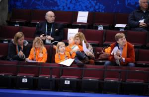 Maxima des Pays-Bas : Ses trois petites princesses, en forme olympique, ne passent pas inaperçues !