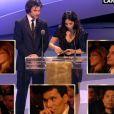 Hafsia Herzi et Marc-André Grondin remettent le César du Meilleur court-métrage.