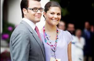 Victoria de Suède : Pour son mariage, elle ne néglige rien... Et surtout pas le menu !