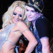 Regardez la prestation de Pamela Anderson... qui a choqué l'Australie !