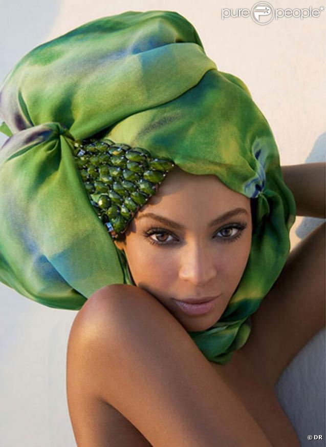 Beyoncé pour House of Deréon