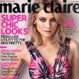 Diane Kruger en couverture du Marie Claire anglais