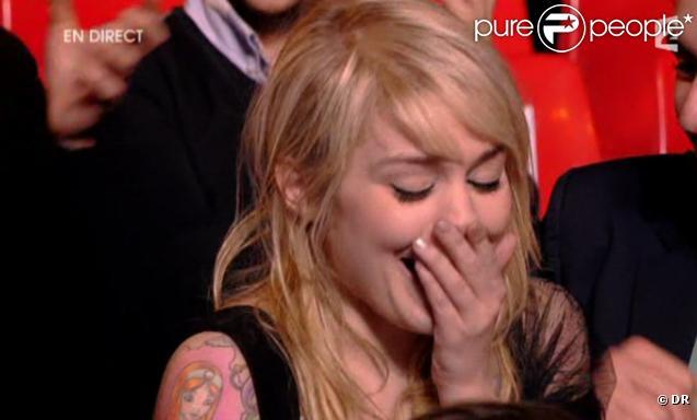 On le comprend avec ces images, Fabrice, boyfriend de Béatrice Martin (alias Coeur de Pirate), reste son premier fan !