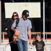 Christian Bale : après la maigreur extrême, il est en mode yéti dans les bras de sa fillette !
