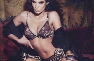 Elisabetta Canalis : Regardez la chérie de George Clooney poser en lingerie sexy... C'est sublime !