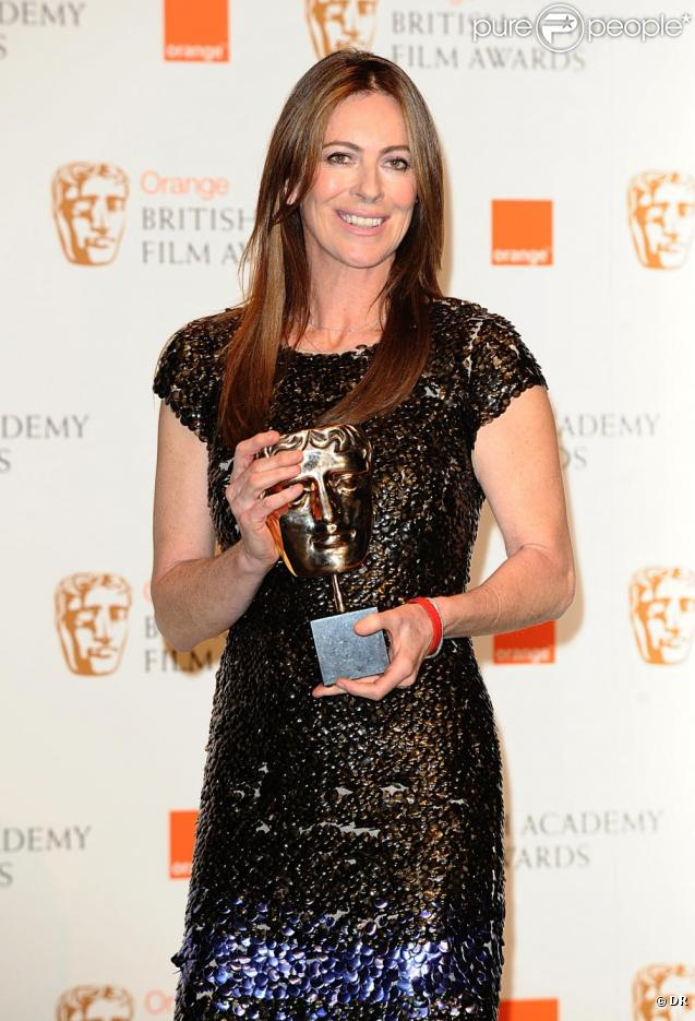Kathryn Bigelow, grande gagnante des 82e Oscars avec  Démineurs .