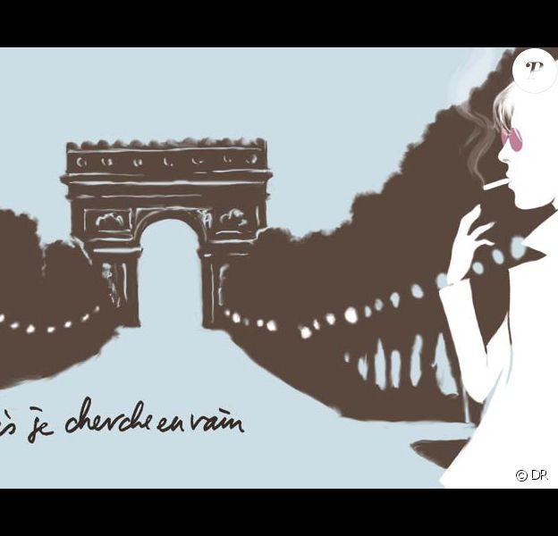 Dani va dresser le portrait de son Paris, avec la complicité de nombreux amis, dans l'album Le Paris de Dani (sortie le 23 mars 2010, Universal/AZ)