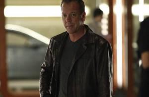 Kiefer Sutherland alias Jack Bauer passe sa dernière journée sur notre petit écran...