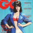 La très ravissante Gemma Arterton, torride en couverture de  GQ .