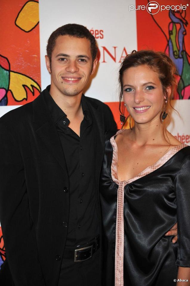 Elodie Varlet et Ambroise Michel, alias Estelle et Rudy