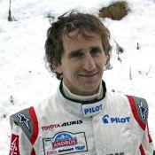 Alain Prost : regardez-le réapprendre... à conduire !