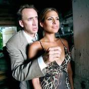 Regardez la superbe Eva Mendes et Nicolas Cage... nous parler de leur descente aux enfers !