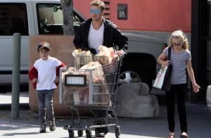 Ryan Phillippe, dévasté depuis qu'Abbie Cornish l'a quitté : Pour ses enfants... c'est pas la joie !