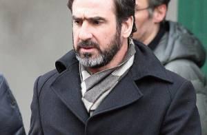 Eric Cantona : Entre deux représentations, il retourne à ses anciennes amours !