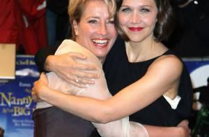 Emma Thompson : Complice avec Maggie Gyllenhaal, mais aussi... un cochon et un Rhys Ifans aux mains très baladeuses !