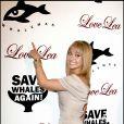 """""""Haden Panetierre et son boyfriend, Wladimir Klitschko, sont au Japon pour protester contre le massacre des dauphins, le 26 mars 2010 !"""""""