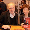 La Salon du Livre 2010 se tient à Paris jusqu'au 31 mars, et accueille de nombreux people-auteurs, dont Catherine Laborde