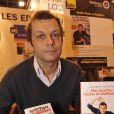 La Salon du Livre 2010 se tient à Paris jusqu'au 31 mars, et accueille de nombreux people-auteurs, dont Laurent Mariotte