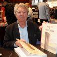 La Salon du Livre 2010 se tient à Paris jusqu'au 31 mars, et accueille de nombreux people-auteurs, dont Jean-Jacques Sempé