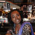 La Salon du Livre 2010 se tient à Paris jusqu'au 31 mars, et accueille de nombreux people-auteurs, dont Fatou Diome
