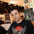 La Salon du Livre 2010 se tient à Paris jusqu'au 31 mars, et accueille de nombreux people-auteurs, dont Joann Sfar