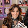 La Salon du Livre 2010 se tient à Paris jusqu'au 31 mars, et accueille de nombreux people-auteurs, dont Laëtitia Milot
