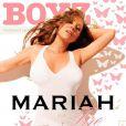 Mariah Carey en cover girl, elle est au top !