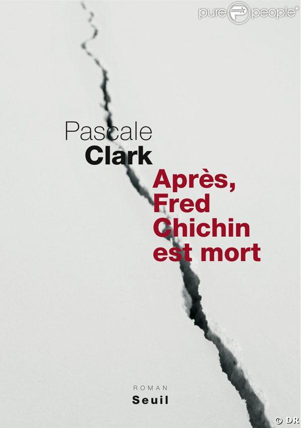Couverture du prochain livre de Pascale Clark