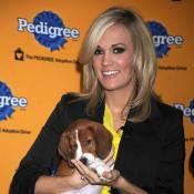 La jolie Carrie Underwood n'est pas encore mariée... qu'elle nous présente déjà son nouvel amour !
