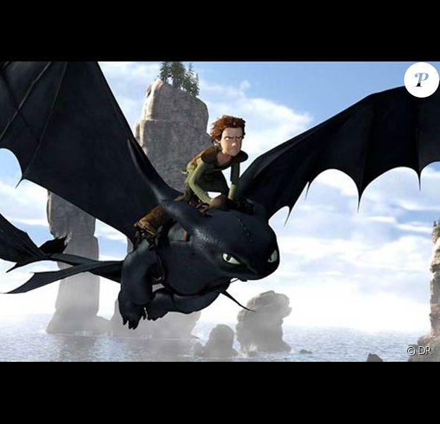 Des images de Dragons, en salles le 31 mars 2010.