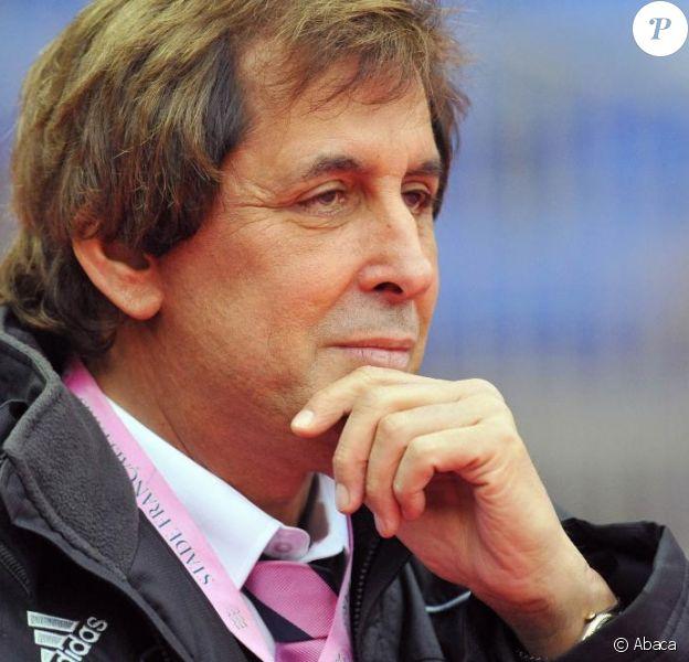 Max Guazzini, patron du Stade Français assigne les auteurs d'une biographie le concernant en justice