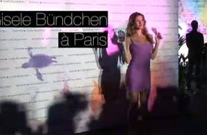 Vidéo exclusive : Gisele Bündchen confie ses secrets et son escapade romantique avec les deux hommes de sa vie...