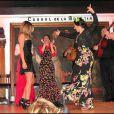 Jennifer Aniston et Gerard Butler, soirée flamenco à Madrid, mars 2010 !
