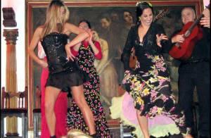 Jennifer Aniston se lance dans un flamenco caliente... Gerard Butler n'en croit pas ses yeux !