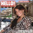 Coleen Rooney, femme du footballeur, en couverture de Hello