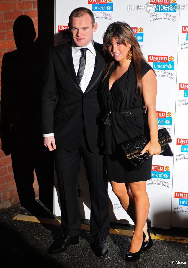 Wayne et Coleen Rooney