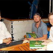 Leonardo DiCaprio , Edward Norton et bien d'autres stars... réunis aux Galapagos !