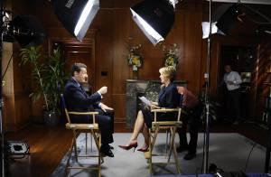Nicolas Sarkozy s'exprime encore sur les rumeurs concernant sa vie de couple : ''un petit clapotis sans importance'' !