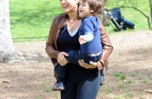 Mariska Hargitay : tendre moment de complicité avec son fils, sur le tournage de New York Unité Spéciale !