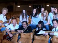 """Cécilia Cara, Joanna Lagrave et leurs partenaires présentent le premier clip du spectacle """"Il était une fois Joe Dassin"""" !"""