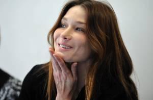Carla Bruni : sa vie intime exposée et vendue dans le monde entier !