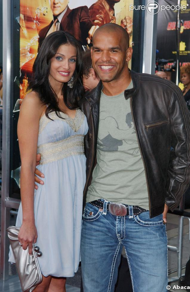 Amaury Nolasco couple